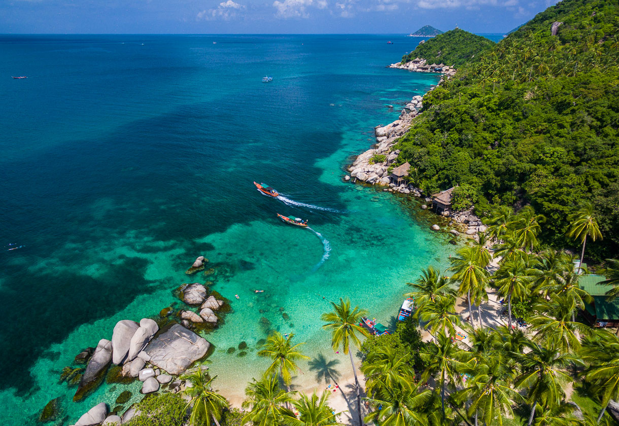 Koh Samui Island Tours, Beautiful And Favorite Island Tourists in Thailand