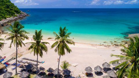 ชายหาดต่างๆของเกาะเต่า