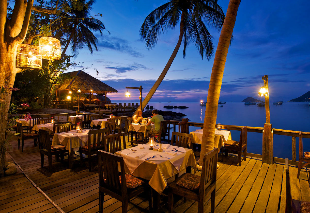 ร้านอาหารเกาะเต่า