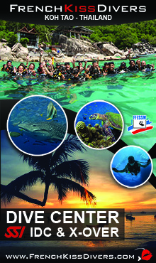French Kiss Divers, Koh Tao