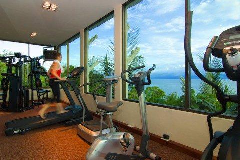 Koh Tao gym fitness