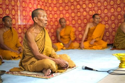 Koh Tao People & Culture - Monk