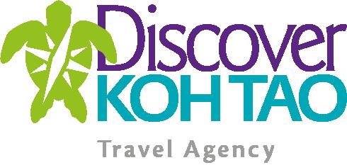 Discover Koh Tao Travel Agency - Logo