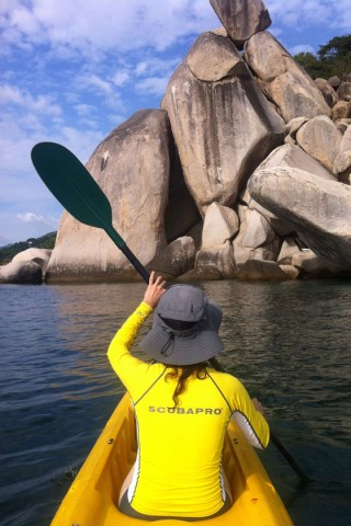 kayaking-koh-tao