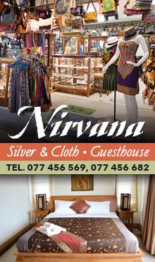 Nirvana Shop & Guesthouse, Koh Tao