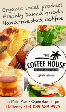 The Coffee House Koh Tao