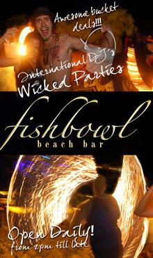 Fishbowl Beach Bar Koh Tao