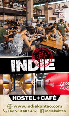 Indie Cafe Koh Tao