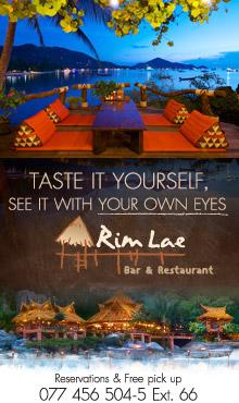 Rim Lae Bar & Restaurant Koh Tao