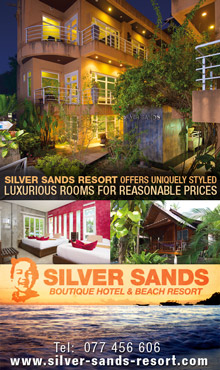 Siver Sands Resort Koh Tao