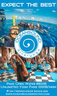 Ocean Sound Dive & Yoga Koh Tao