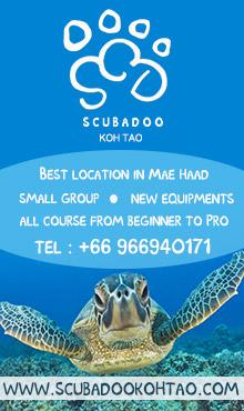 Scubadoo Diving Koh Tao