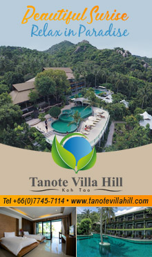Tanote Villa Hill Resort, Koh Tao