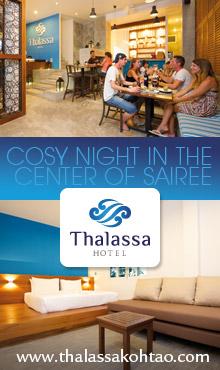 Thalassa Hotel, Koh Tao