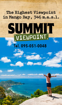 Summit Viewpoint Koh Tao, The highest viewpoint in Mango Bay