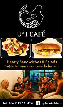 U&I Cafe Koh Tao