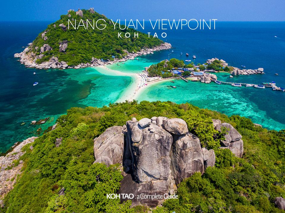 Nang Yuan Viewpoint, Koh Tao