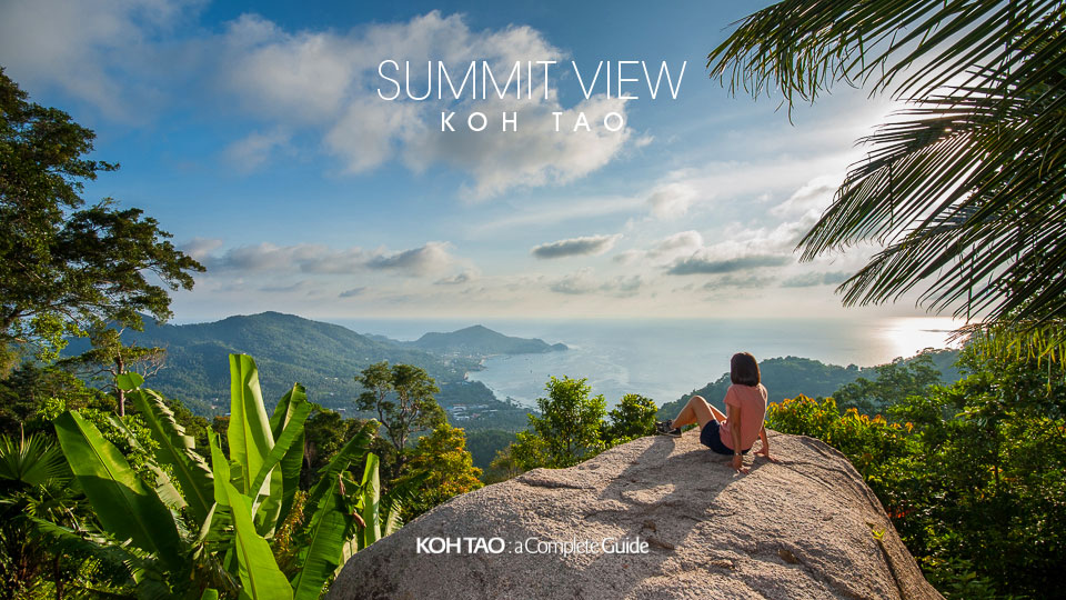 Summit Viewpoint, Koh Tao