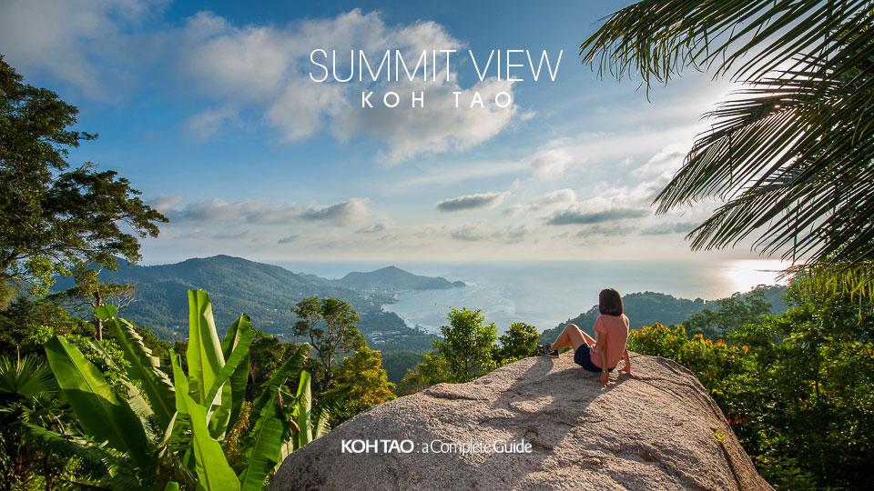 Summit Viewpoint, Koh Tao