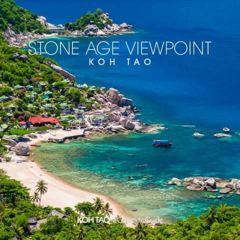 Stone Age Viewpoint, Koh Tao
