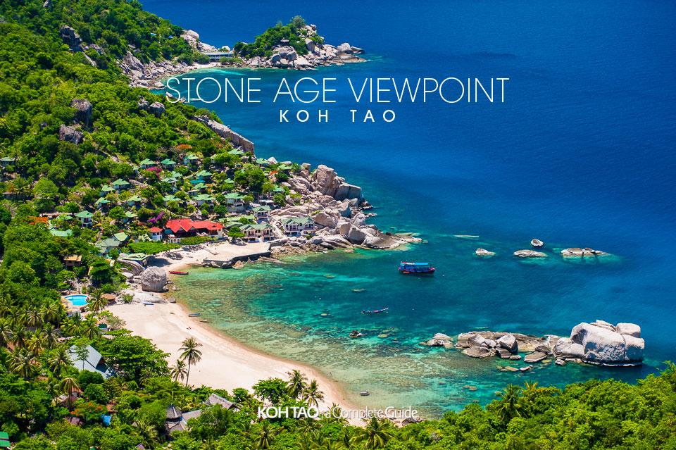 Stone Age Viewpoint, Koh Tao