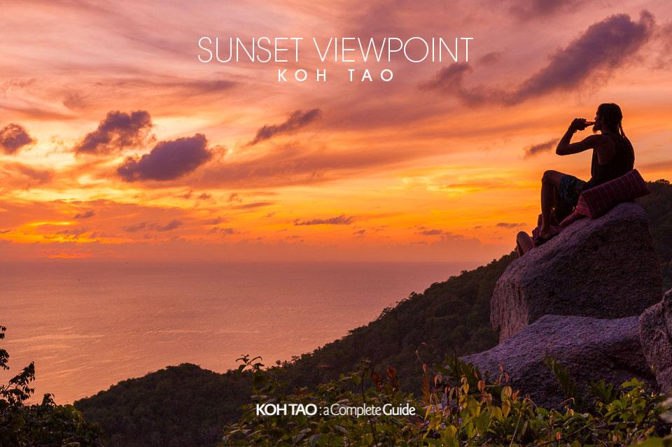 Sunset Viewpoint, Koh Tao