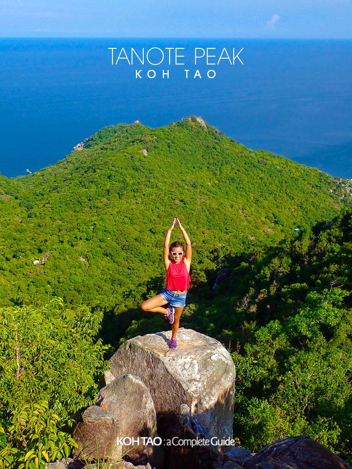 Tanote Peak, Koh Tao