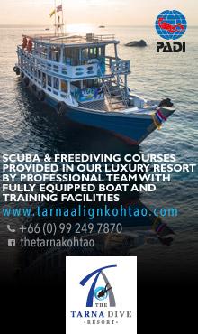 Tarna Align Dive Resort, Koh Tao