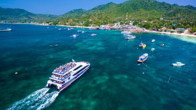 Getting to Koh Tao