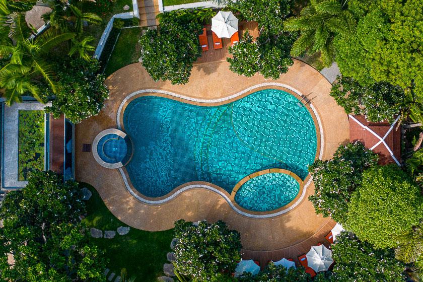 Bans Diving Resort, Koh Tao - Swimming Pool