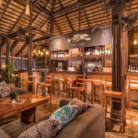 Bans Diving Resort, Koh Tao - Darawan Barracuda Restaurant
