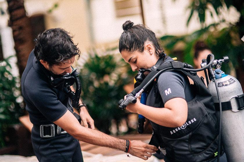 Bans Diving Resort, Koh Tao - PADI Open Water Course