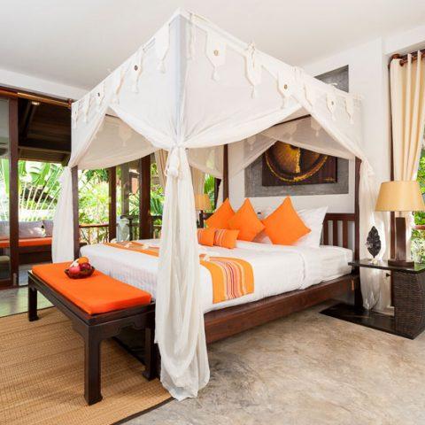 Bans Diving Resort, Koh Tao - Accommodation