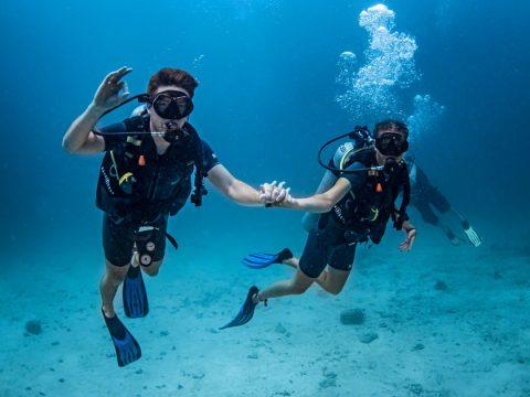 Bans Diving Resort - PADI Open Water Diver Course