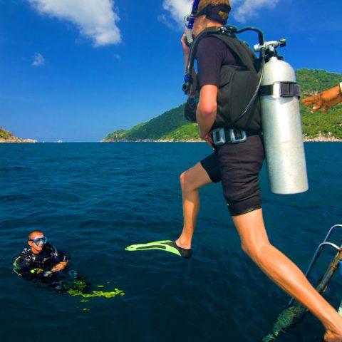 Simple Life Divers Koh Tao