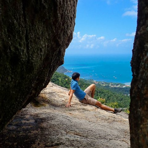 Koh Tao Hiking Tour - Tanote Peak –Mao Bay
