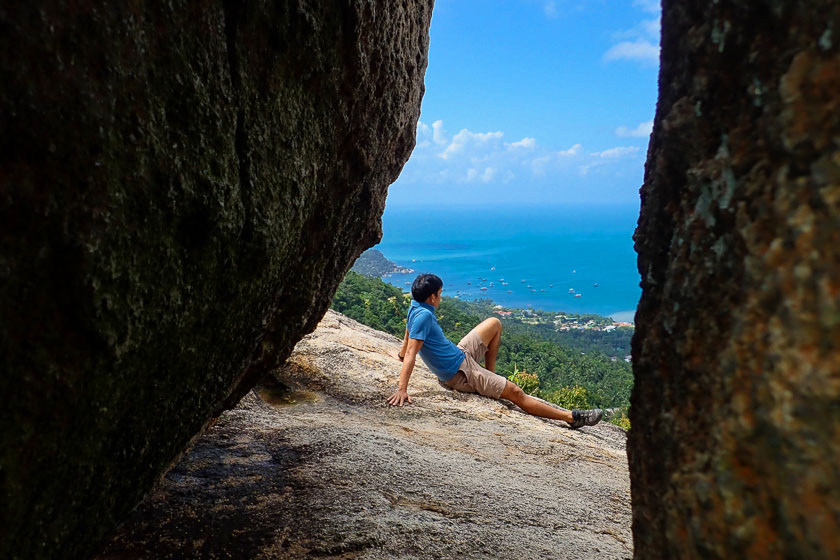 Free Koh Tao Hiking Tour - Two View and Mao Bay