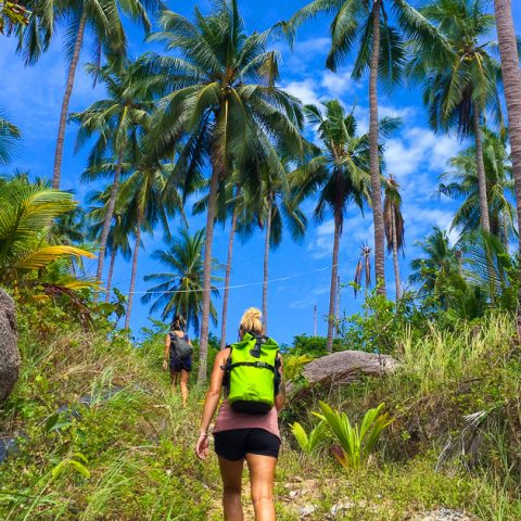 Free Koh Tao Hiking Tour - Southwest Coast