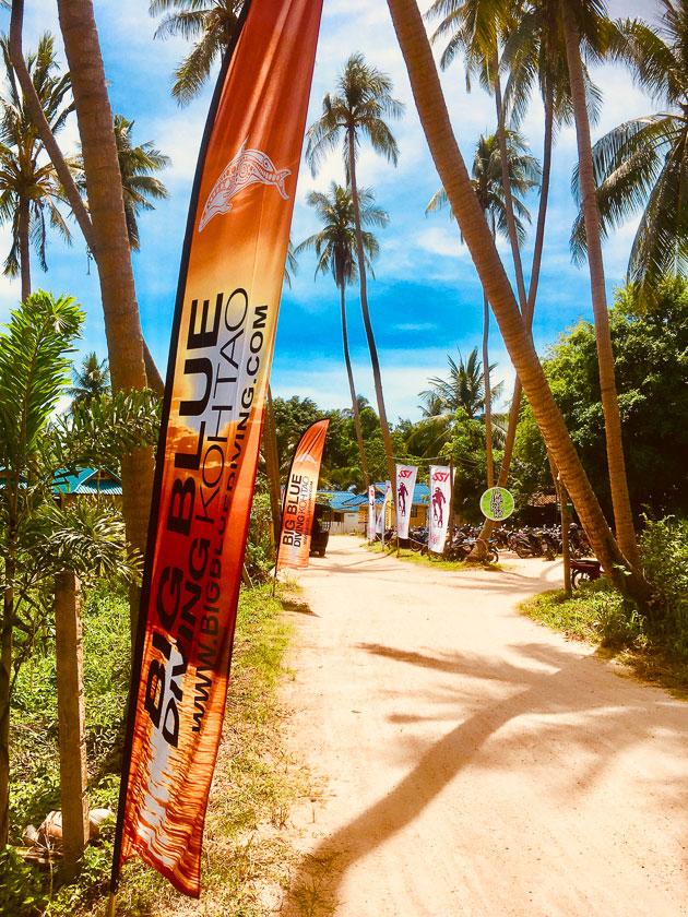 Big Blue Dive Resort, Koh Tao