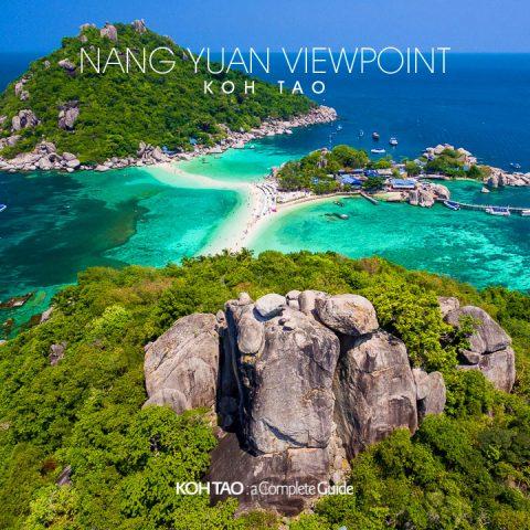 Nang Yuan Viewpoint, Koh Tao (จุดชมวิวเกาะนางยวน)
