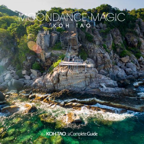 Moon Dance Magic Viewpoint, Koh Tao (จุดชมวิวมูนแดนซ์เมจิกวิว)