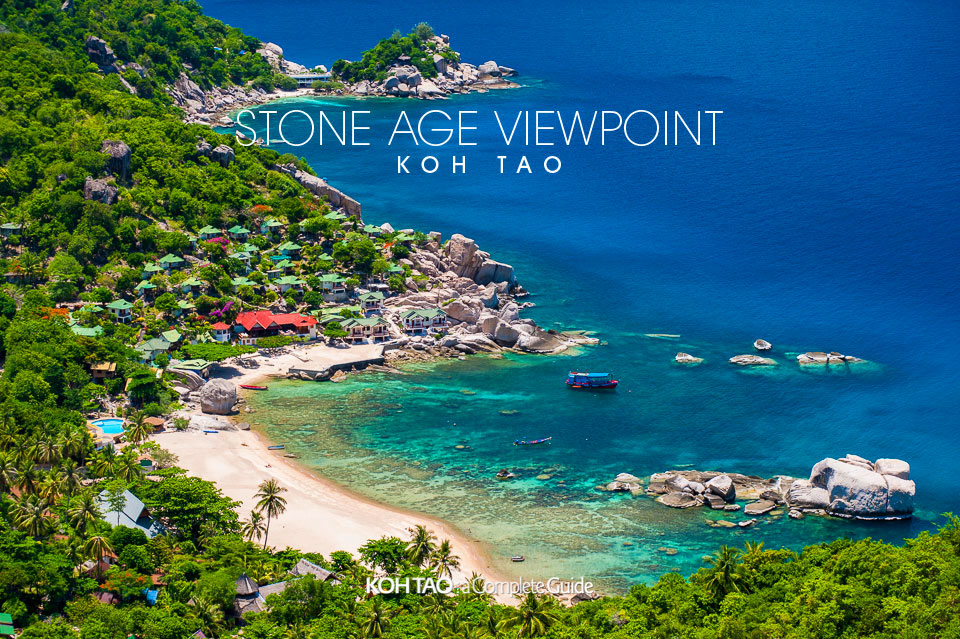 Stone Age Viewpoint, Koh Tao (จุดชมวิวสโตนเอจ)