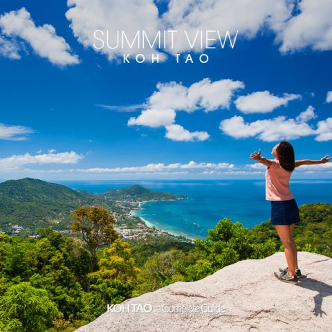 Summit View, Koh Tao (จุดชมวิวซัมมิทวิว)
