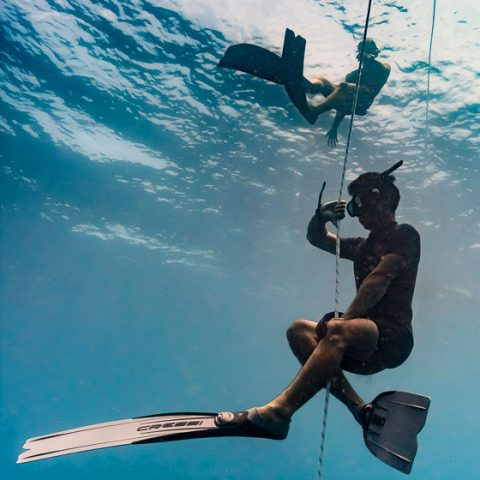 Freediving Course at New Heaven Dive School, Koh Tao