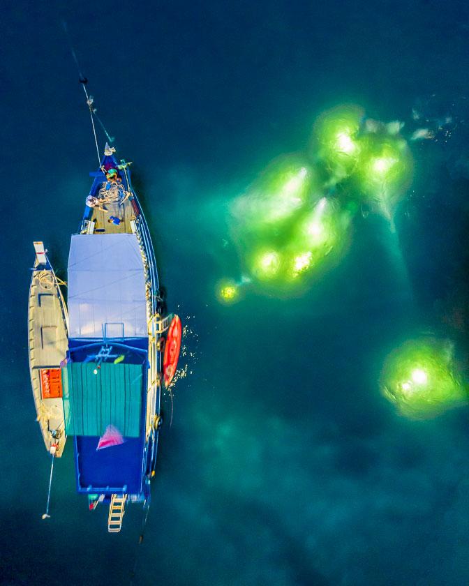 New Heaven Diving Boat, Koh Tao