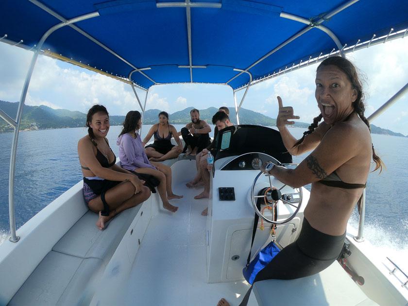 Apnea Total Freediving Koh Tao