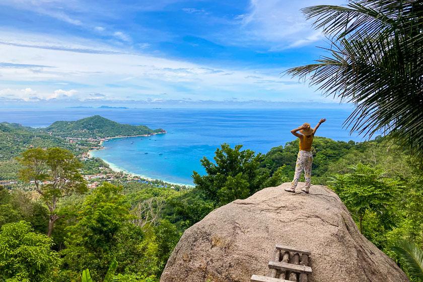 Koh Tao Hiking Tour - Grape Viewpoint