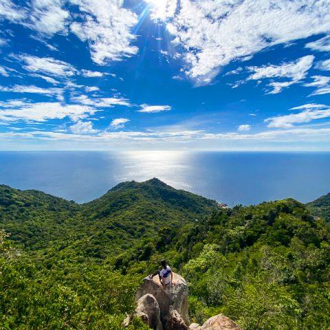Koh Tao Hiking Tour - Tanote Peak – Mao Bay