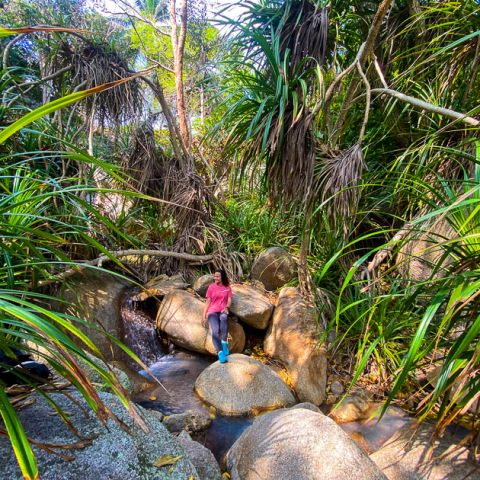 Koh Tao Hiking Tour Tanote Peak – Mao Bay