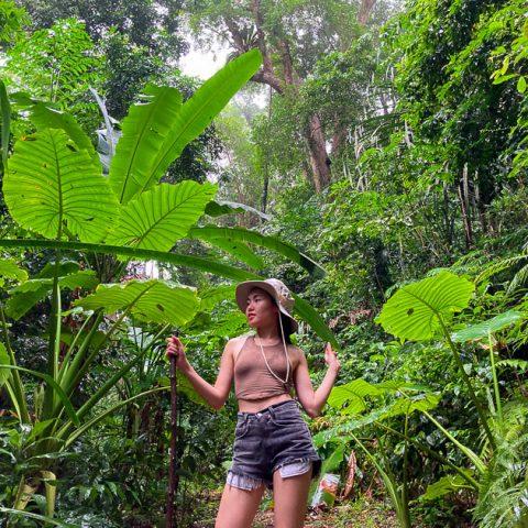Koh Tao hiking tour Grape Viewpont
